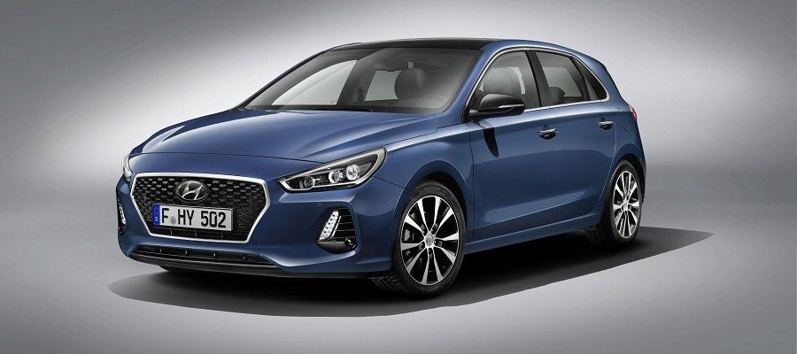 Hyundai se refresca con el nuevo i30