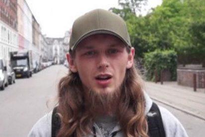 Los fanáticos de Daesh asumen el tiroteo a dos policías en una comuna hippy de Dinamarca