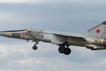 El piloto que se robó un MiG-25, el avión de combate más secreto de la Unión Soviética