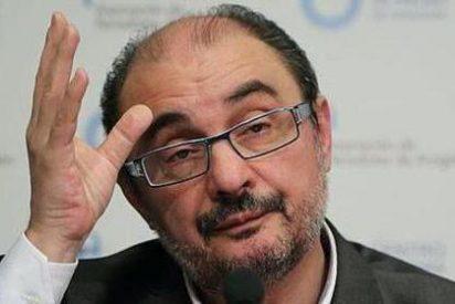 El socialista Javier Lambán, presidente de Aragón, anuncia que padece cáncer de colon