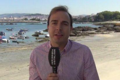 """Javier Dorado: """"A Podemos en Galicia no se le conoce ninguna propuesta porque su única obsesión es quitar a Feijóo"""""""
