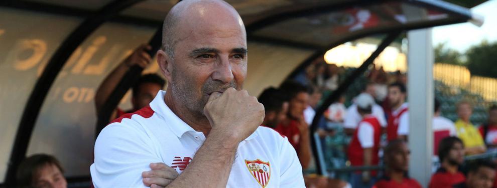 Jorge Sampaoli confiesa que no entrena a Argentina por el Sevilla