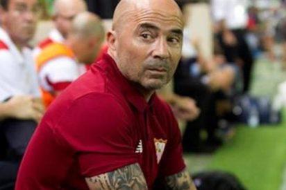 Jorge Sampaoli pierde credibilidad en el vestuario de Sevilla