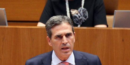 Sanz Vitorio, nuevo portavoz del PP en las Cortes de Castilla y León