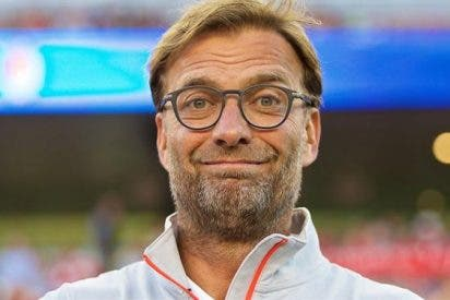 Jurgen Klopp bromea con las opciones del Liverpool de ganar la Premier
