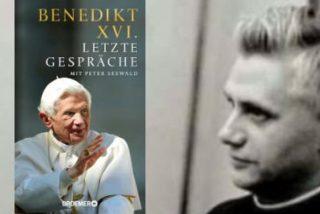 """Benedicto XVI tuvo """"un amor muy serio"""" que hizo que se plantease su vocación"""