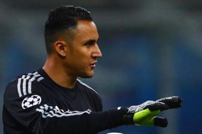 Keylor Navas manda un mensaje urgente (y peligroso) a Florentino Pérez
