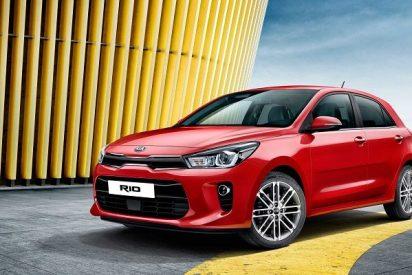 Nuevo Kia Rio, más coche en todos los sentidos
