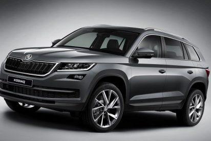 Škoda Kodiaq, zarpazo SUV