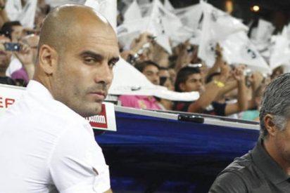 La curiosa invitación de Mourinho a Pep Guardiola