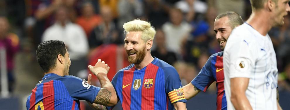 La genética explica por qué Messi tiene la barba pelirroja