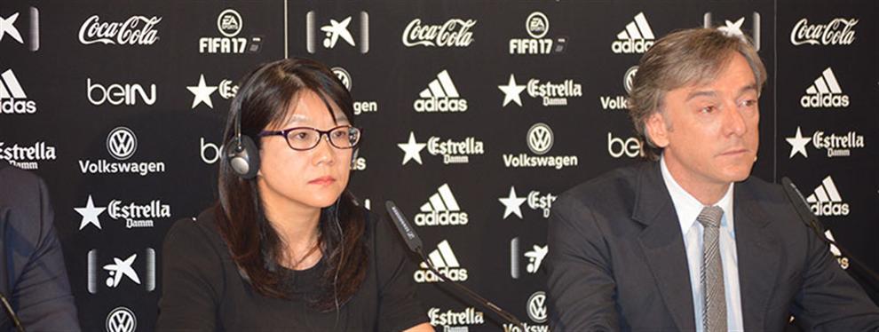 La lista de la compra del Valencia para el mediocentro en el mercado de invierno
