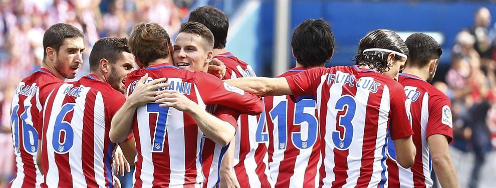 La nueva muestra de cariño a Simeone de la afición del Atlético