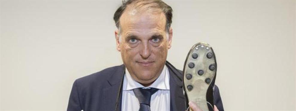 La nueva (y lamentable) norma de Tebas que indigna al fútbol español