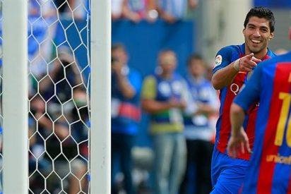 La obsesión de Suárez que tiene en alerta a un jugador del Barça