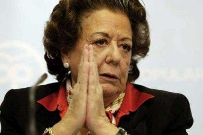 Rita Barberá pide la baja en el PP pero se queda en el Senado