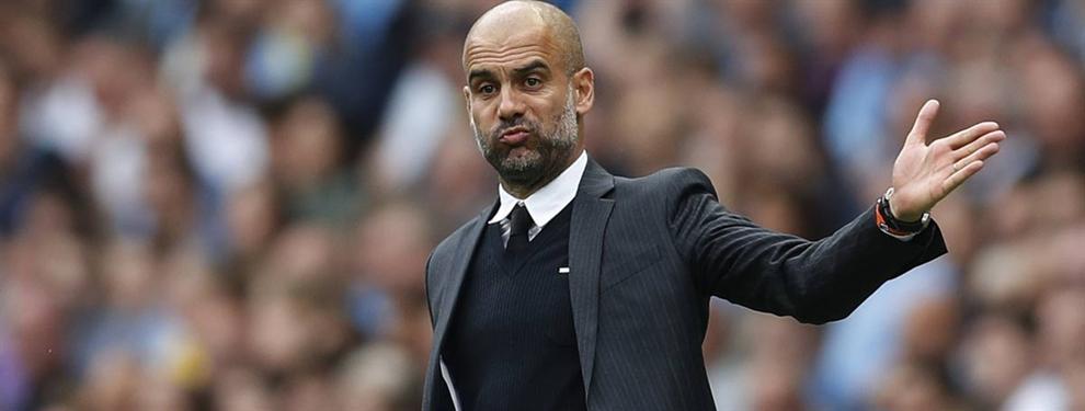 La prepotencia de Guardiola causa malestar en el vestuario del City