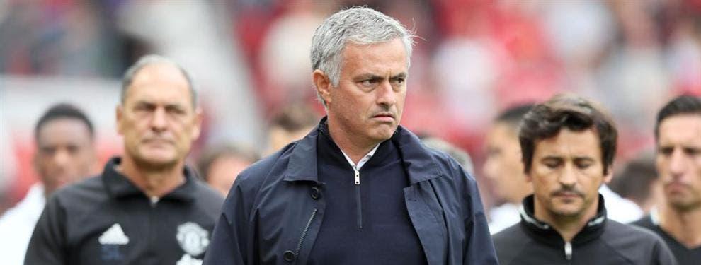 La próxima lista de la compra de Mourinho en el United