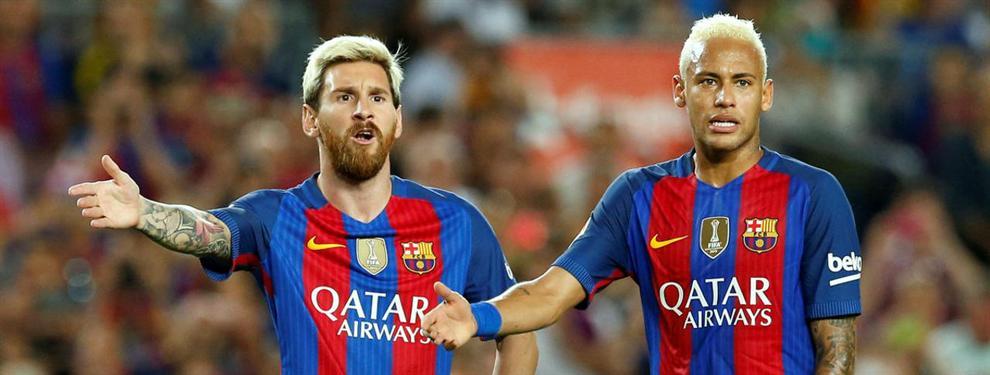 La respuesta de Messi y Neymar ante el interés de Pep Guardiola
