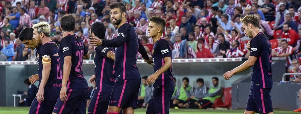 La respuesta en el Barcelona a la última vacilada del Real Madrid