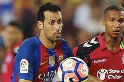 La triste excusa de Sergio Busquets para justificar la derrota del Barça