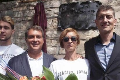 La última jugarreta de la directiva del Barça a Johan Cruyff trae cola