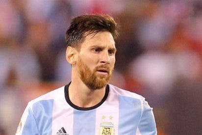 Leo Messi se ha 'roto' y en el Barça empieza el canguelo