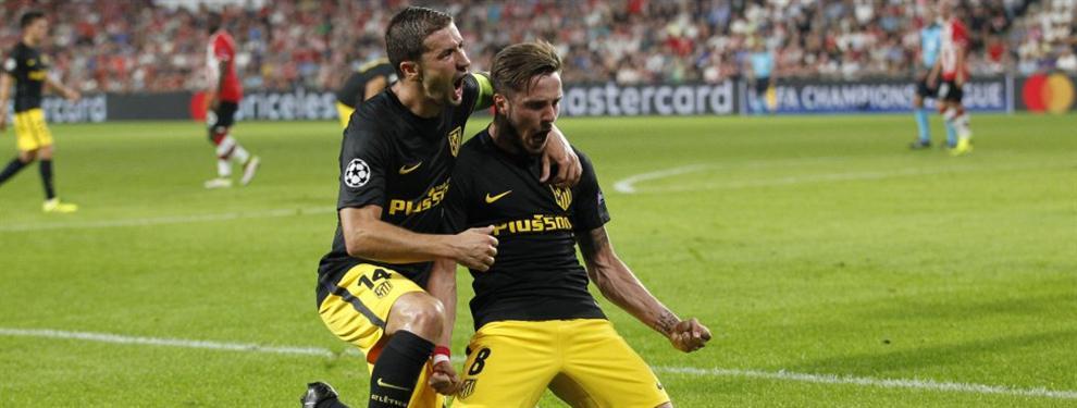 La victoria del Atlético del Cholo resumida en cuatro puntos básicos