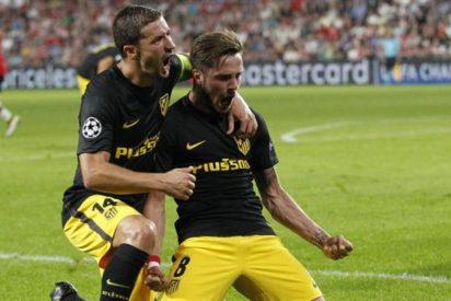 La victoria del Atlético en Eindhoven resumida en cuatro puntos