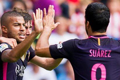 Las cinco claves de la goleada del Barça ante el Sporting de Gijón