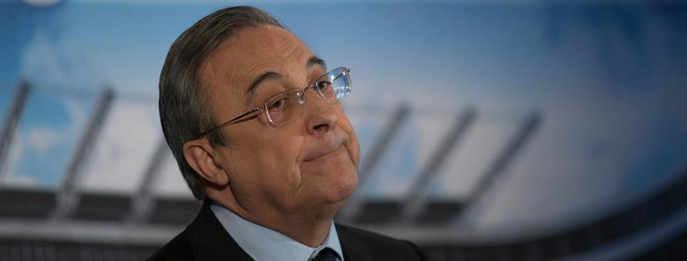 Las cinco promesas de Florentino Pérez a la plantilla del Real Madrid