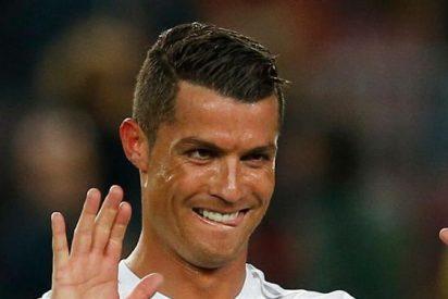 """Cristiano Ronaldo a Xavi: """"Yo tengo tres Balones de Oro y él ninguno"""""""