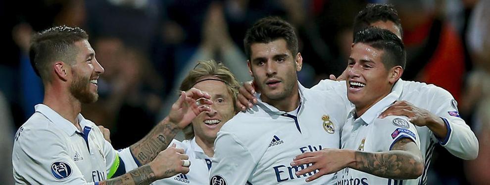 Las 'novias' de Álvaro Morata vuelven a llamar a la puerta del Real Madrid