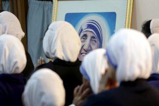 """Madre Teresa, """"icono de la Misericordia hacia Asia y el mundo"""""""