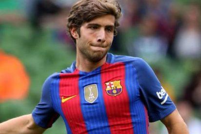 Las tres ofertas a Sergi Roberto que han puesto nervioso al Barça