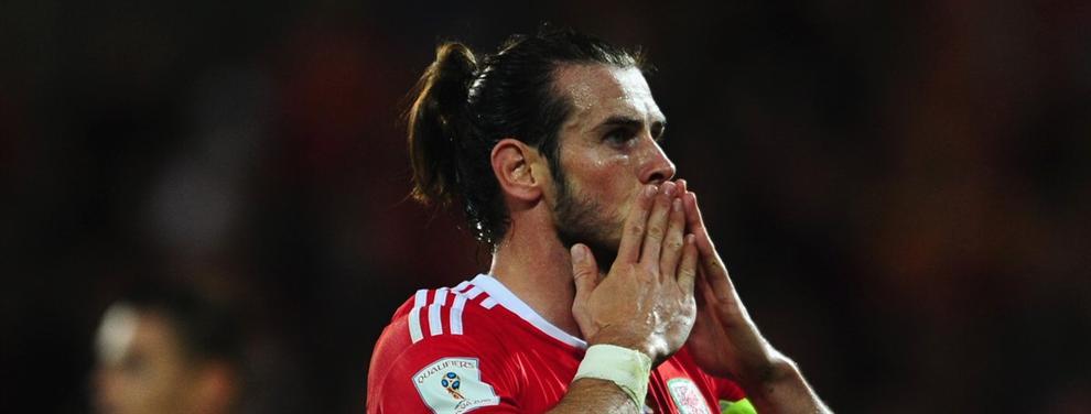 ¡Lío con Gareth Bale! Guerra Civil en el vestuario del Real Madrid