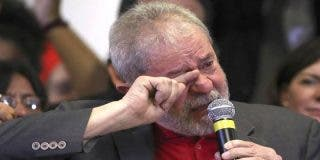 "Así llora a moco tendido Lula da Silva: ""Prueben que soy corrupto e iré caminando a la cárcel"""