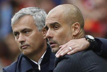 Los aliados de Guardiola para acabar con Mourinho en el United