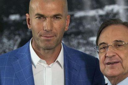 Los consejeros de Florentino Pérez recomiendan un fichaje que Zidane rechaza