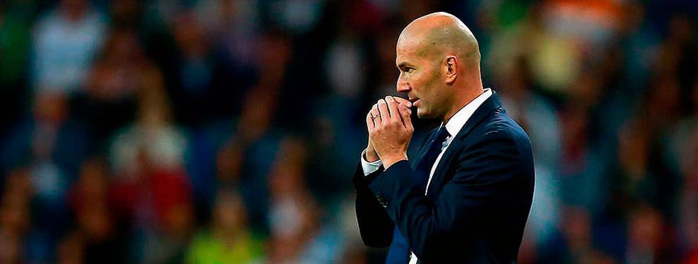 Los cuatro cambios que prepara Zidane en su once titular frente al Villarreal