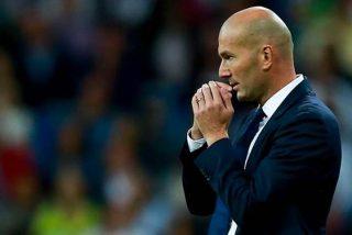 Los cuatro puntos del Real Madrid a tocar por Zidane ante el Eibar