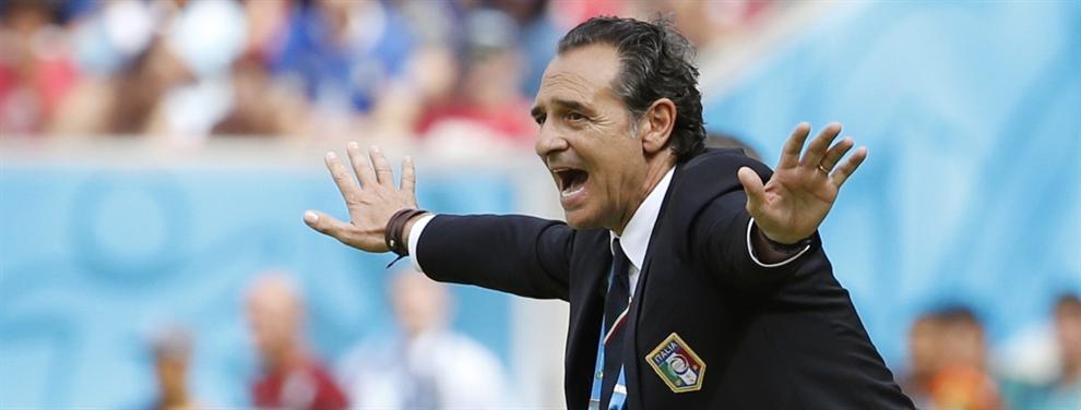 Los tres jugadores de la liga italiana que pide Prandelli para el Valencia