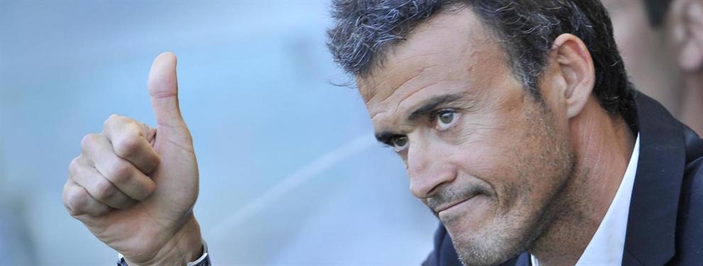 Luis Enrique consuma la Operación Limpieza que le encargó el Barça