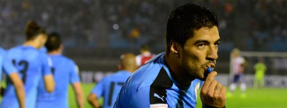 Luis Suárez pidió explicaciones al Barça por el fichaje de Alcácer