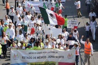 ¿Y después de las marchas por la familia en México?