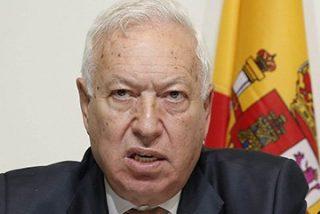"""Margallo y Gallagher repasan la """"situación interna de España"""""""