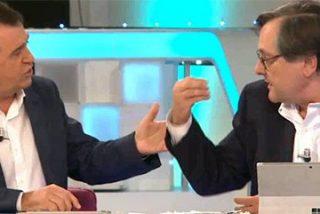 """Menuda bronca de Marhuenda a Arsenio Escolar: """"¡Me gustaría que hubiera independencia y os enterarais de lo que es!"""""""