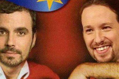 IU y Podemos se arañan y tiran de los pelos por las portavocías en el Congreso
