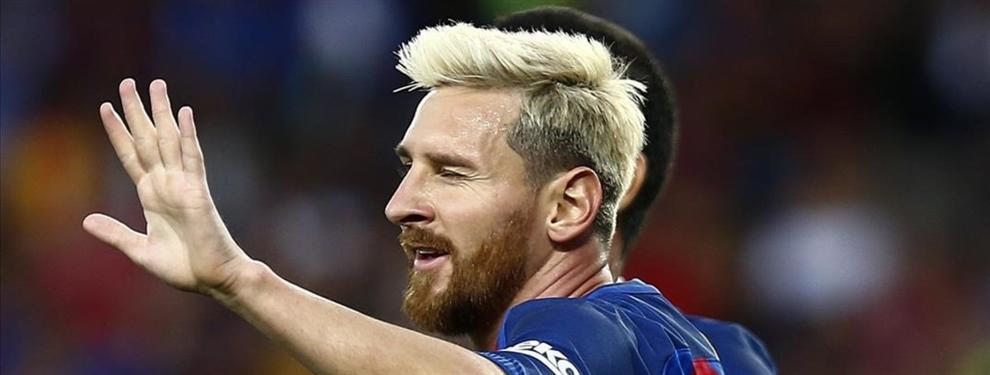 ¡Messi avisa a Neymar! Las condiciones para renovar con el Barça