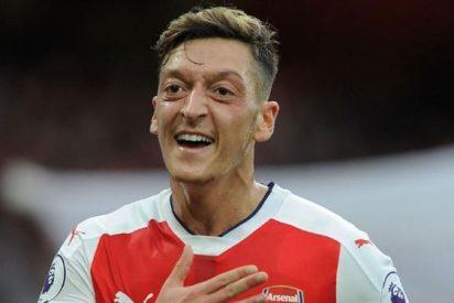 Mesut Özil no descarta volver al Real Madrid